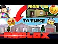 HOUSE REMODEL | NO GAME PASSES! :O | Speed build