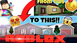 HOUSE REMODEL   NO GAME PASSES! :O   Speed build
