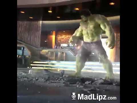 Kemarahan Hulk versi Suroboyoan