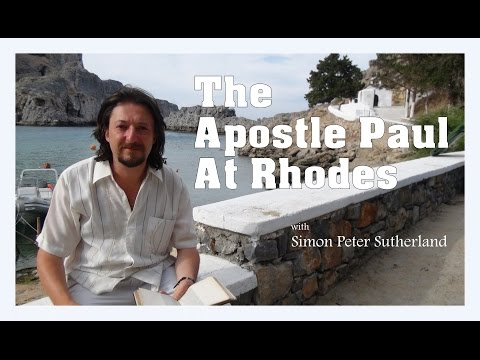 """The Apostle Paul at Rhodes"" - HD - Bible documentary #Rhodes"