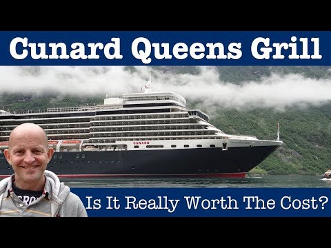 Is Cruising In Cunard Queens Grill Worth It?