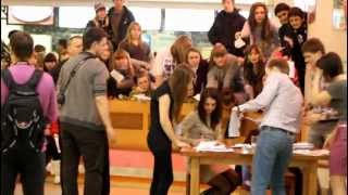 Актёры Закрытой школы в Самаре