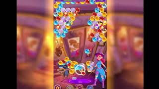 Bubble Witch Saga 3 Level 407