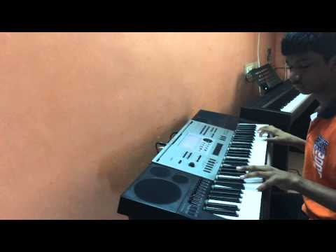 Puli Theme music Keyboard cover