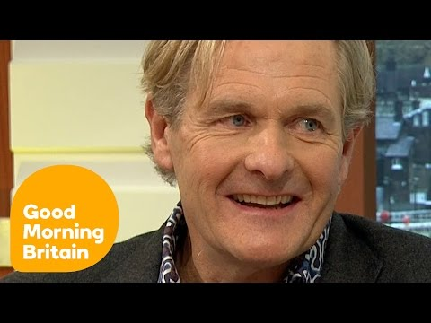 Robert Bathurst On Cold Feet And Nearly Becoming Bond  Good Morning Britain