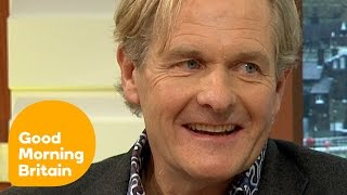 Robert Bathurst On Cold Feet And Nearly Becoming Bond | Good Morning Britain