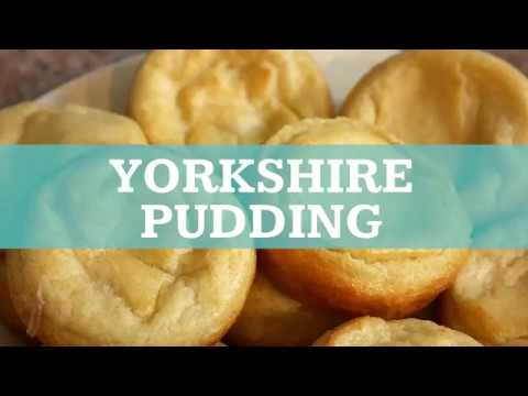 Quick & Easy Recipe for Traditional Yorkshire Pudding