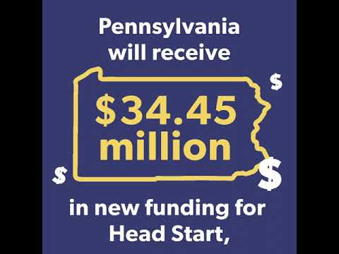 American Rescue Plan - Childcare for Pennsylvanians