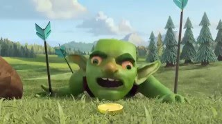 Clash of Clans Movie | Full Animated Clash of Clans Movie Animation | Game Droid