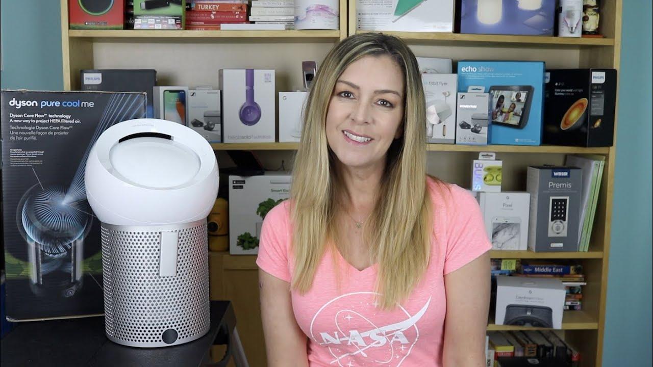 Review Dyson Pure Cool Me Fan Purifier Youtube