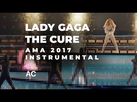 Lady Gaga — The Cure (American Music Awards Instrumental)