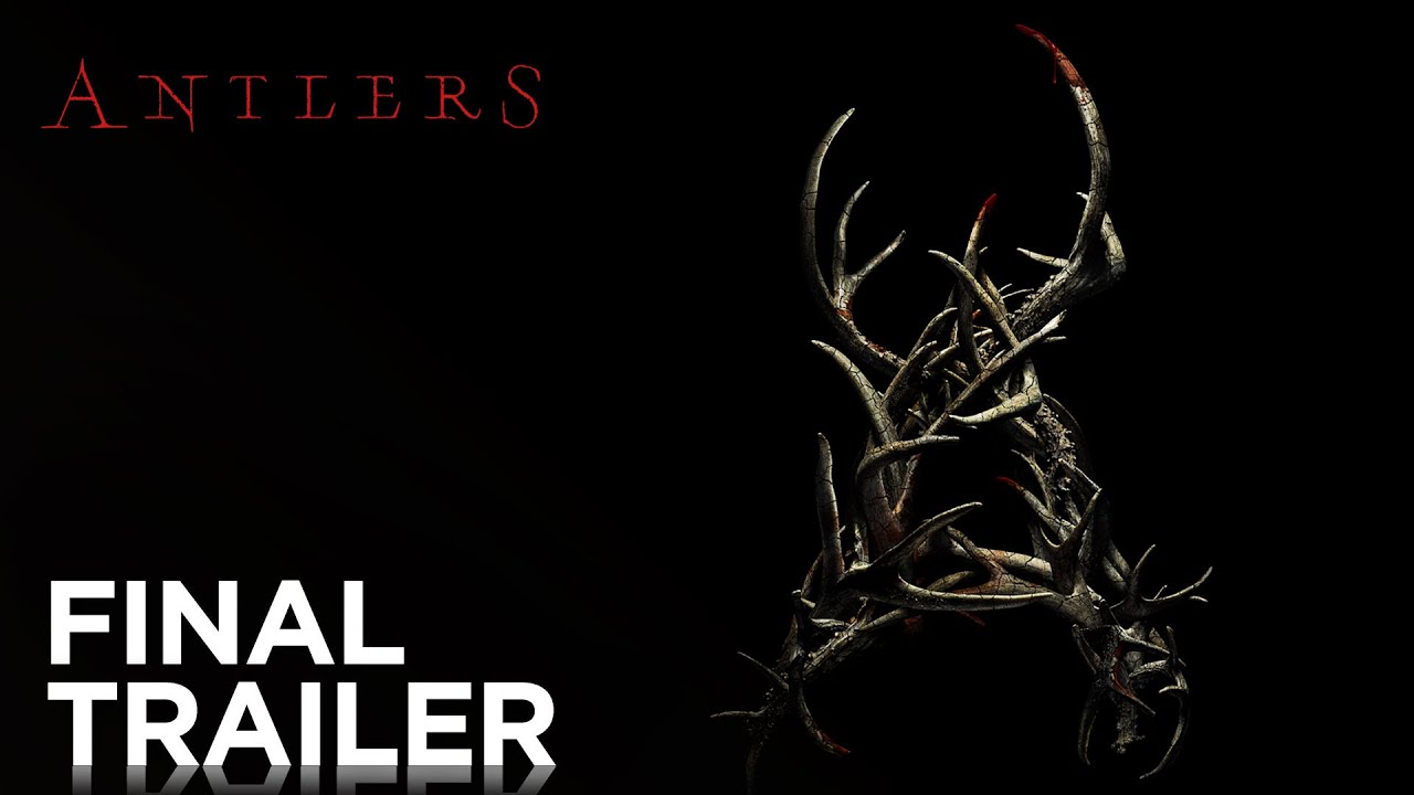 Antlers | Official Trailer | HD | FR/NL | 2020