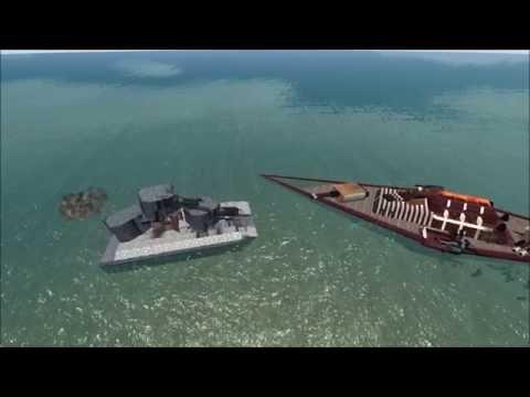 From The Depths Tournament Battleship Brawl S2 E08