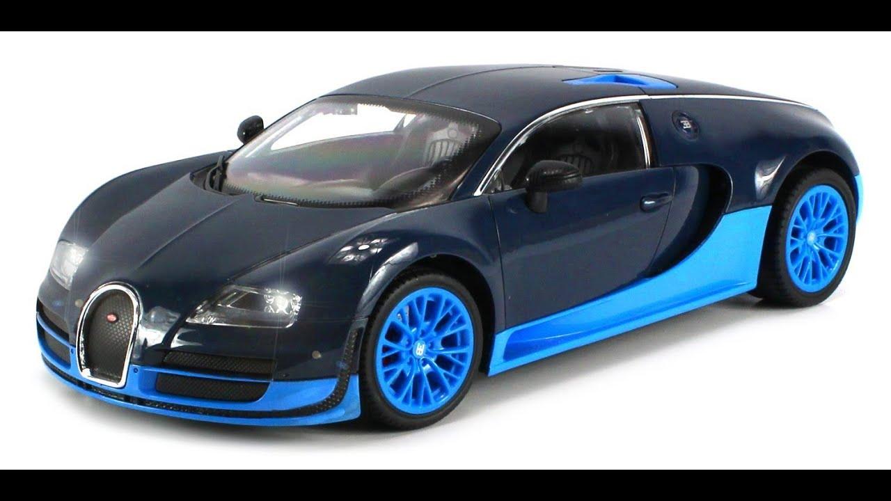 Bugatti Veyron 16 4 Grand Sport Vitesse Electrico Coche Juguete De