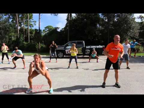 Lululemon Leg Workout with Get Fit Fast!
