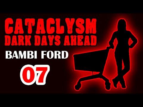 Cataclysm Dark Days Ahead: #20 - Bambi meets a Shocker Zombie. What Happens Next Will Make You Cry.
