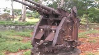 太平洋戦争の激戦地、サイパンの戦跡を巡る