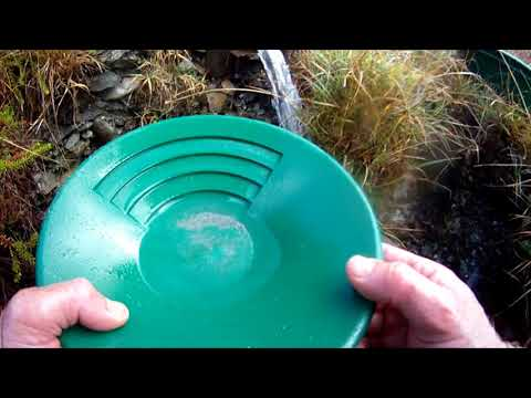 Gold prospecting trip to: - The Berwyns - 20 (2017)