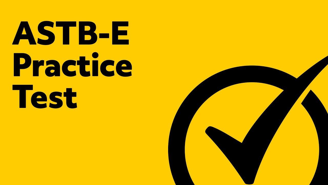 ASTB-E Practice Test