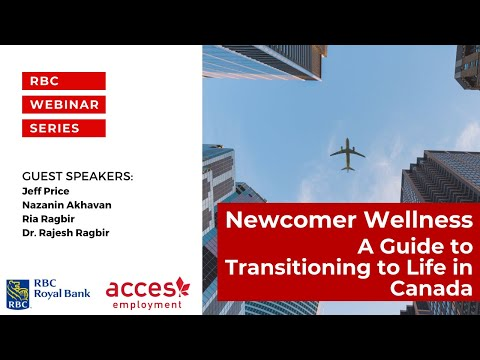 Newcomer Wellness – A Guide to Transitioning to Life in Canada