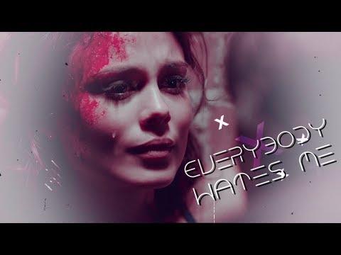 Everybody Hates Me [multifandom] HBD IAM-A