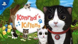 Konrad the Kitten | Update 2.0 | PSVR