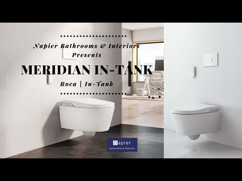 Roca In Tank Meridian at Napier Bathrooms & Interiors, Edinburgh