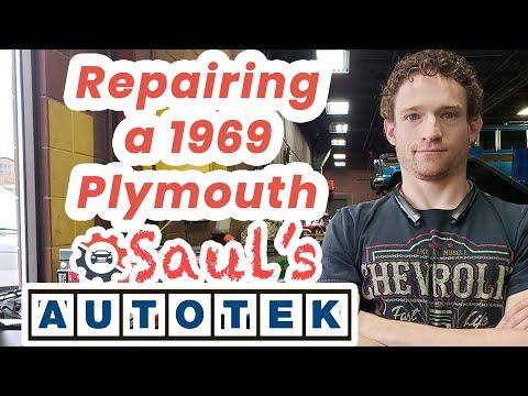We Repair 1969 Plymouth Road Runner 383 Denver Englewood Colorado