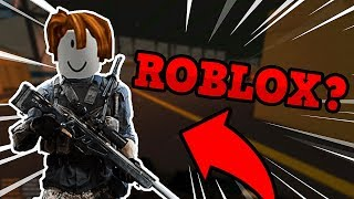 BATTLEFIELD IN ROBLOX!?! (Roblox Phantom Fores)