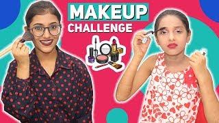 Makeup Challenge | SAMREEN ALI