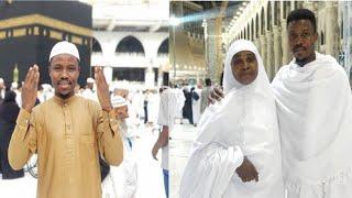 Sakon mawaki kuma jarumi Umar M Shareef daga kasar saudiyya