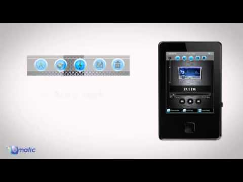 Ematic How To: E8 Series MP3 Video Players