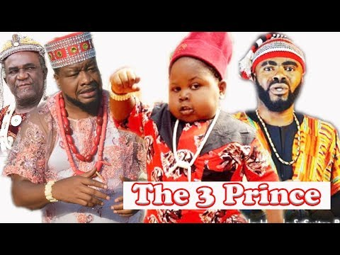 The Three Prince Part 1 - Latest Nollywood Movies