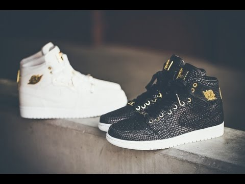 "Air Jordan 1 ""Pinnacle"" + Release Info"