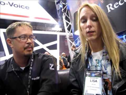 Guitar Girl Magazine Interview with Hughes & Kettner at Winter NAMM 2013!