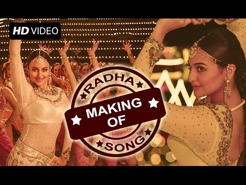 Making of (Radha Nachegi)   Tevar   Sonakshi Sinha & Manoj Bajpayee