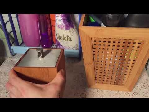 DIY repair wood mold in the toilet box