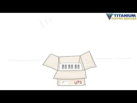 PVD COATING PROCESS - TITANIUM COATING SERVICES INC