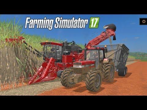 La Cosecha de Caña de Azúcar | DLC Platinum Expansión | Farming Simulator 17