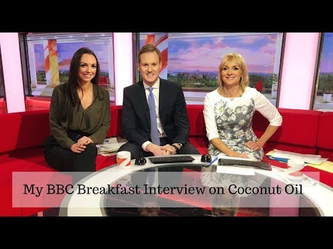 Is Coconut Oil Healthy? | Talking Live on BBC Breakfast