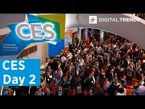 Consumer Electronics Show (CES) – Day Two – Digital Trends Live – 1.7.20
