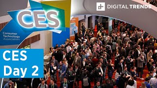 Consumer Electronics Show (CES) - Day Two - Digital Trends Live - 1.7.20