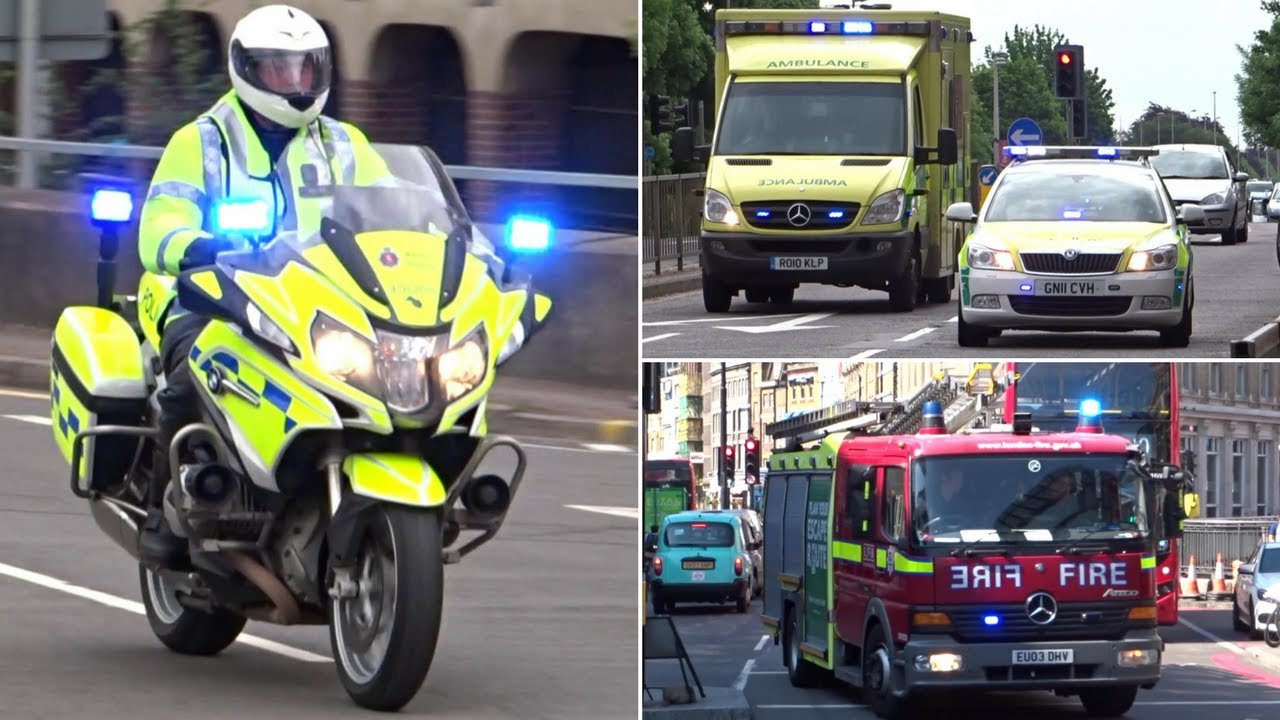 emergency services responding best of may 2017 siren horns and
