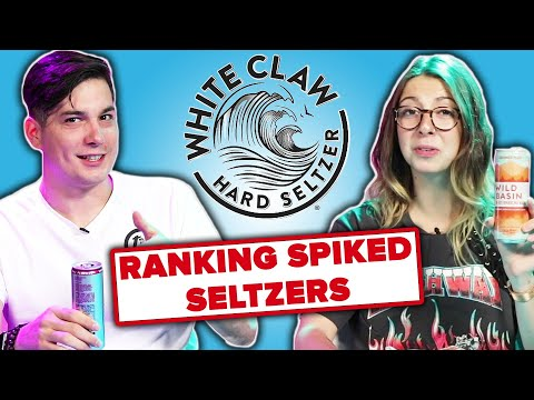 People Rank Spiked Seltzer