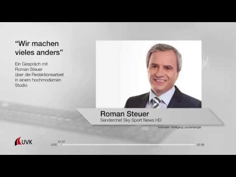 Interview mit dem Senderchef Roman Steuer von Sky Sport News HD