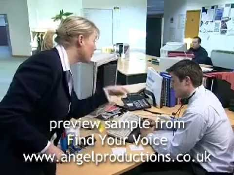 Find Your Voice - how to manage people