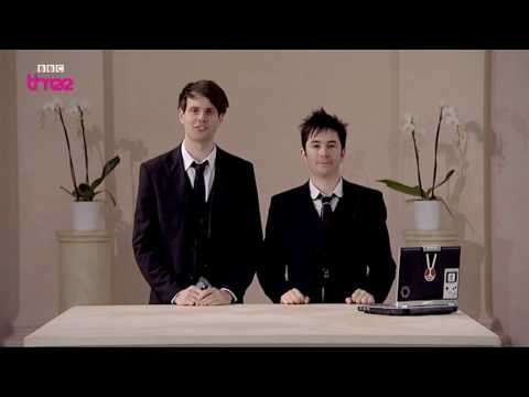 April Fool Magic Trick to Try Out on Your Friends - Barry and Stuart - BBC Three