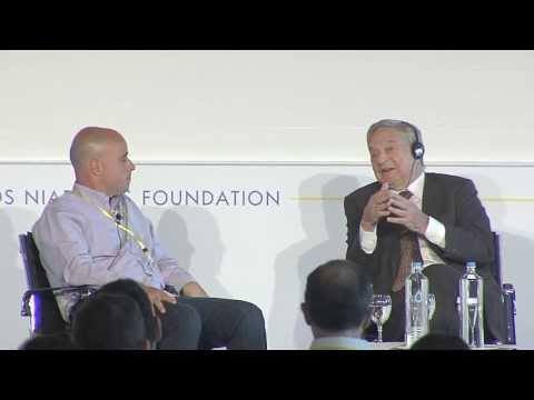 2013-06-28 George Soros, Founder, Open Society Foundations GR