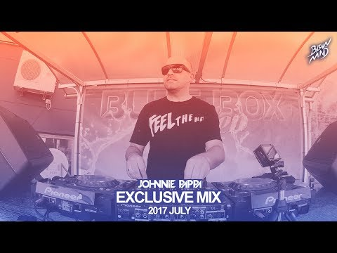 Johnnie Pappa - Exclusive Mix 2017 July (Blue Box Garden)