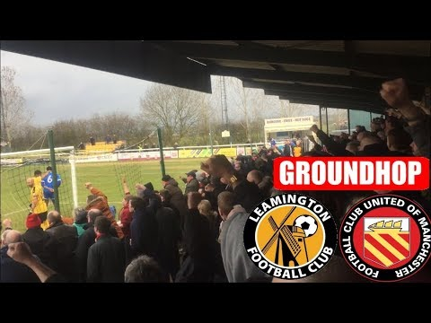 Groundhop Leamington Fc VS FC United Of Manchester /The New Windmill